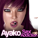Ayako Sex Addiction XXX Porn Game