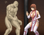 Fighting of Ecstasy Part 2 XXX Porn Game
