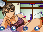 Love Hina Sim Date XXX Porn Game