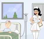 Naughty Nurse XXX Porn Game