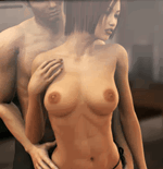 The Heist XXX Porn Game